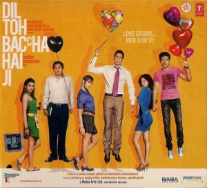 Dil to Baccha Hai Jee Movie Songs Download