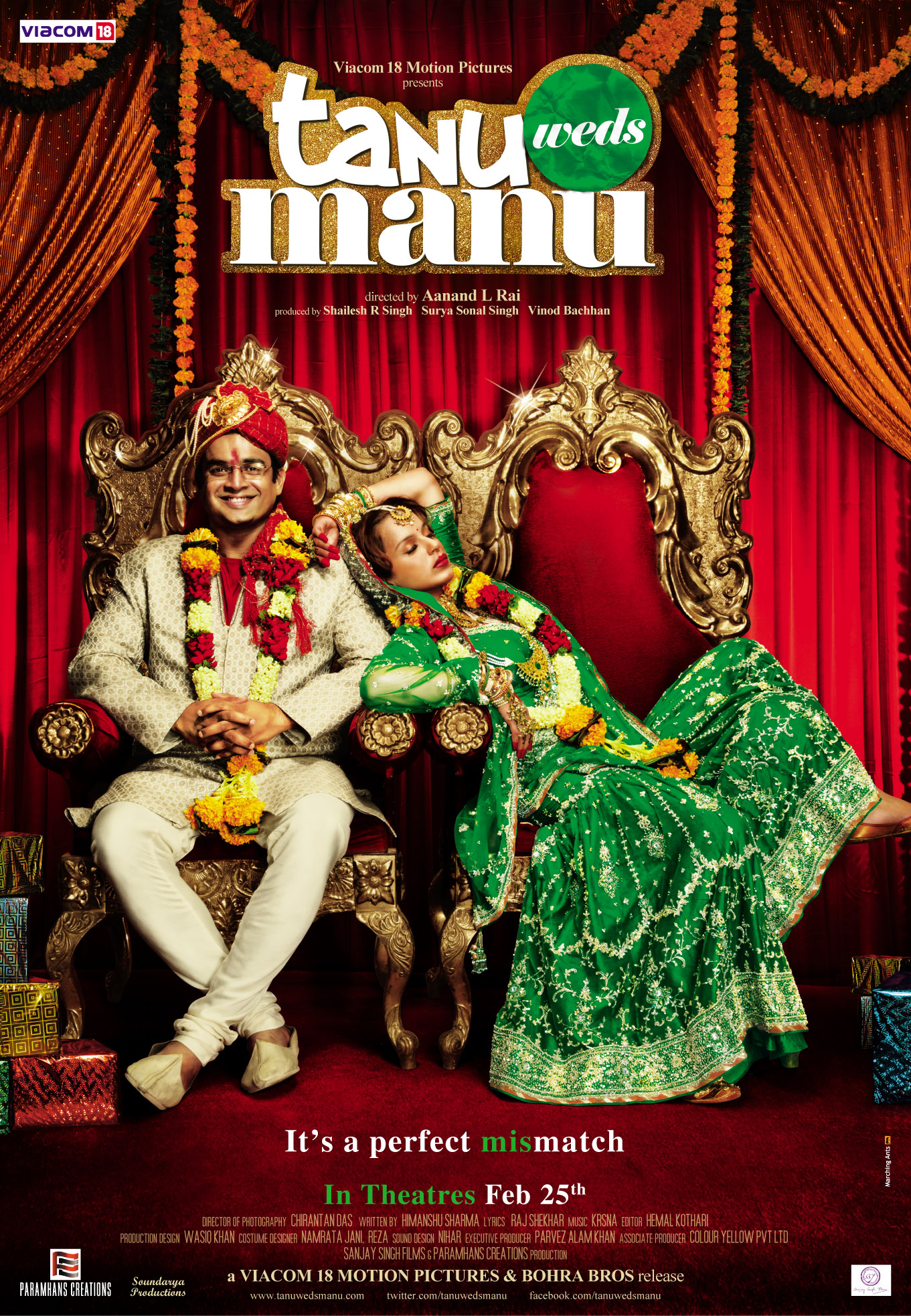 Tanu Weds Manu Songs Download
