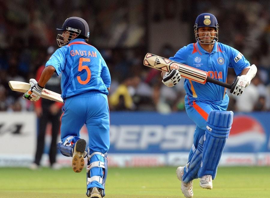 World Cup India vs Pakistan 2011